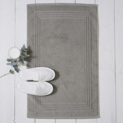 Egyptian Bath Mat - Pebble