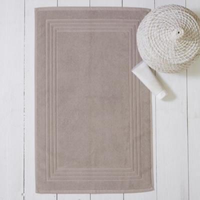 Egyptian Cotton Bath Mat - Smoke
