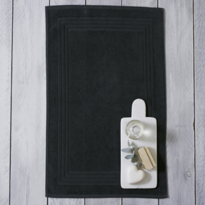 Egyptian Bath Mat - Navy