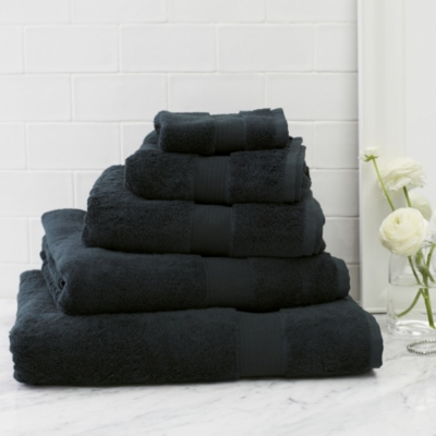 Luxury Egyptian Cotton Towels  - Navy