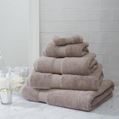 Luxury Egyptian Cotton Towels - Smoke