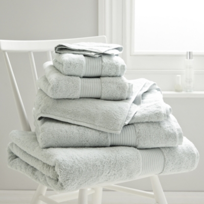 Egyptian Cotton Towels - Platinum
