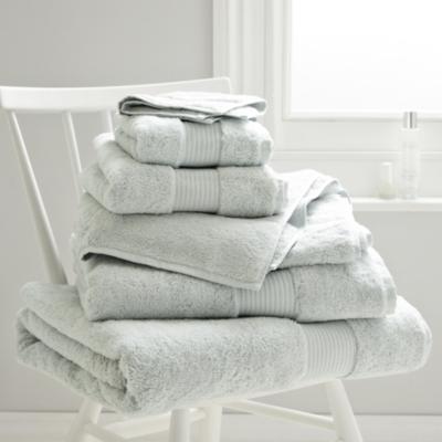 Egyptian Cotton Guest Towels - Platinum
