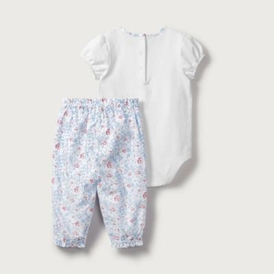 Elise Bodysuit & Pants Set