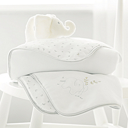 Wadded Baby Blanket
