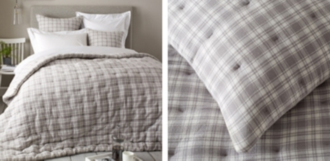 Emerson Comforter & Cushion Covers