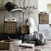 Matte Enamel Housekeepers Trug