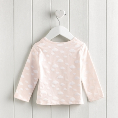 Cloud T-Shirt - Pink