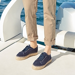 Espadrille Platform Sneakers