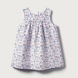 Esther Floral Pinafore