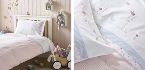 Fairy Garden Bed Linen