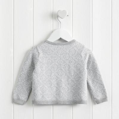 Fairisle Knitted Cardigan