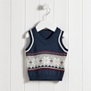 Fairisle Tank Top