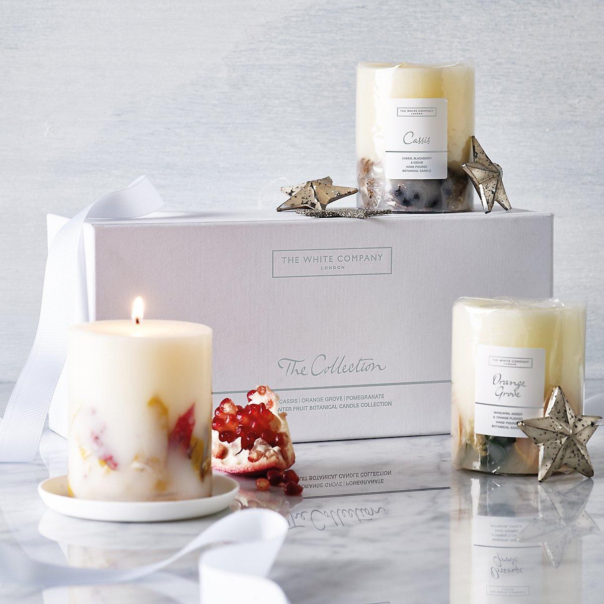 Interior design home fragrance gift set - Winter Fruits Collection