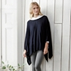 Featherweight Poncho - Navy