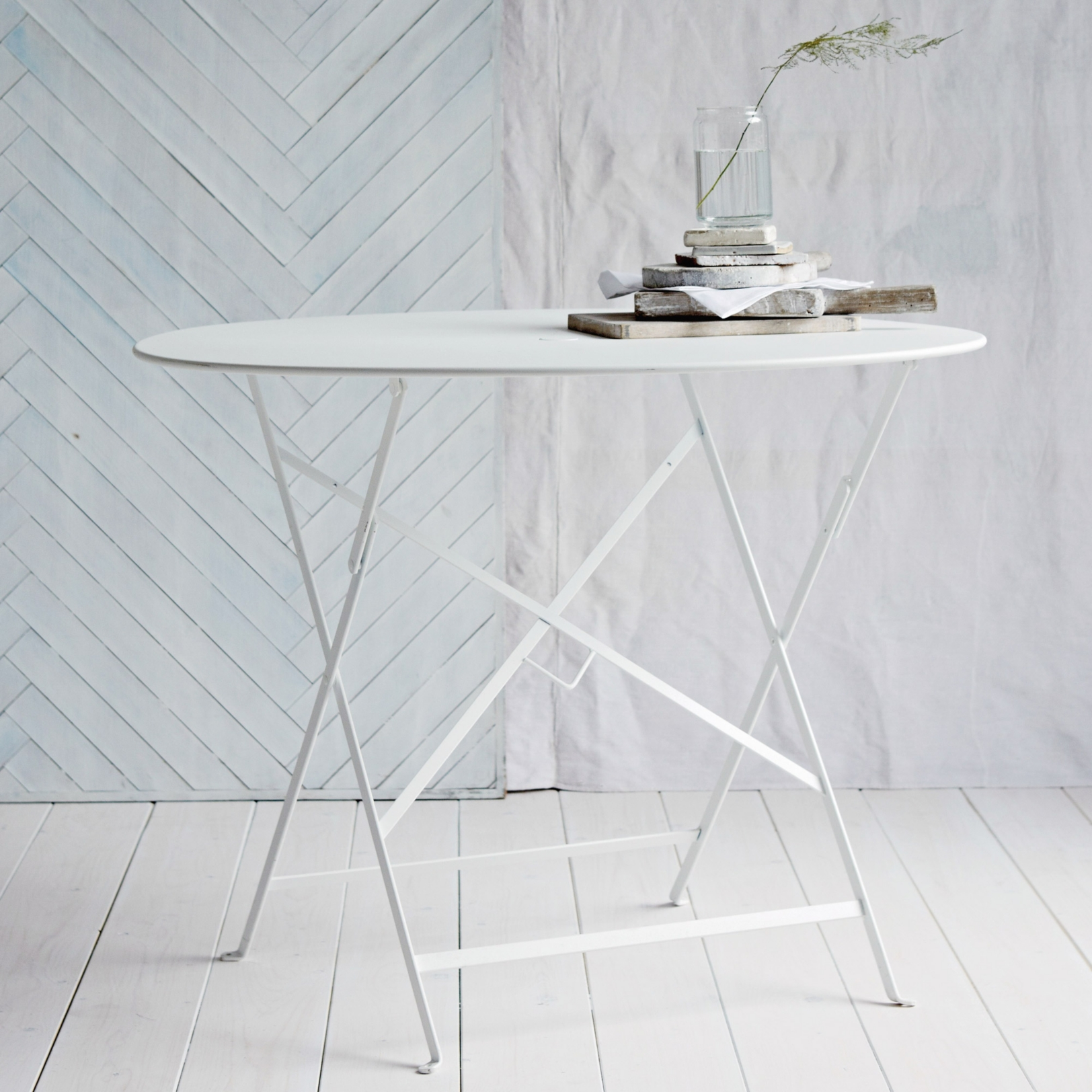 Fermob Folding Bistro Chair Set 2