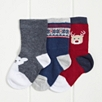 Festive socks - Pack of 3