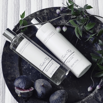 Fresh Fig Bath And Body Set