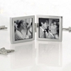 Mini Silver Hinged Frame 2x2