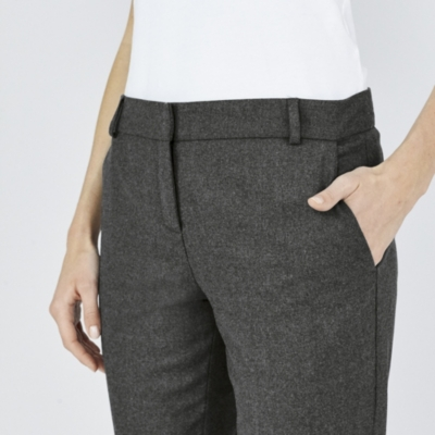 Oxford Flannel Pant