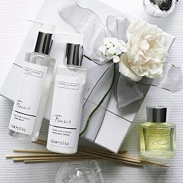 Flowers Bathroom Set