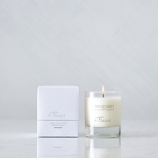 Flowers signature candle signature candles the white company uk flowers signature candle mightylinksfo