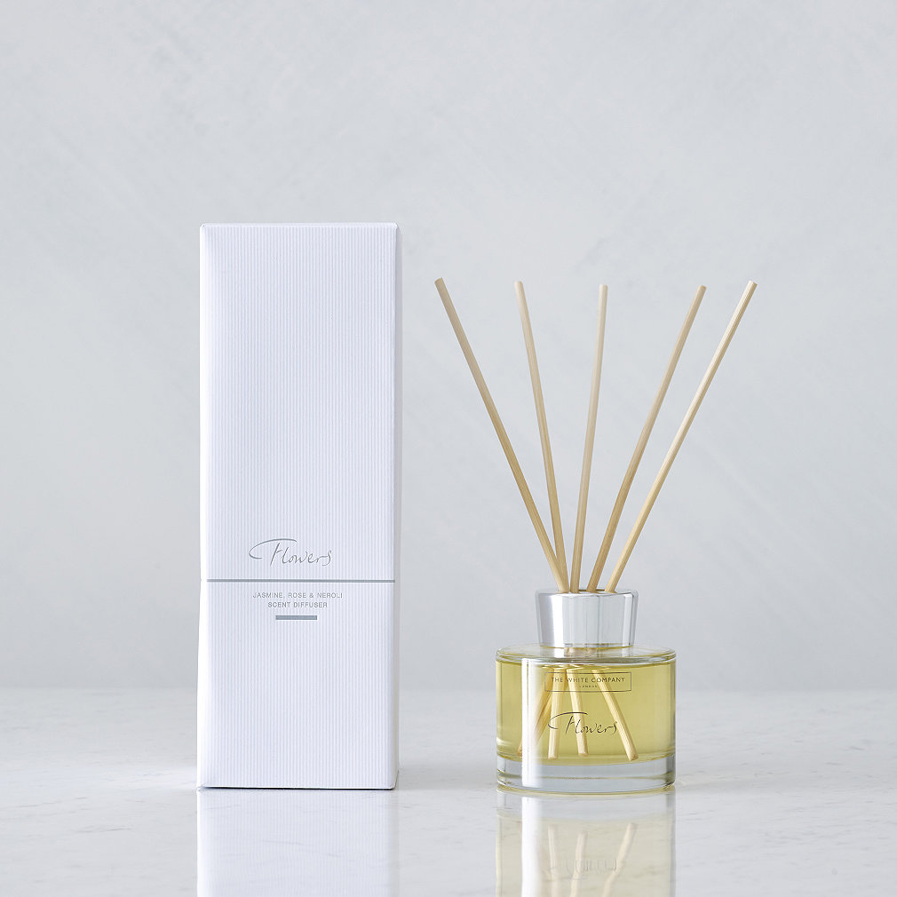 Flowers collection our fragrances the white company uk flowers diffuser mightylinksfo