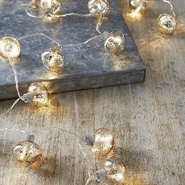 Antique Bauble Lights  x 20