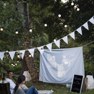 Bistro Bulb Fairy Lights