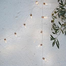 Glass-Jar Fairy Lights