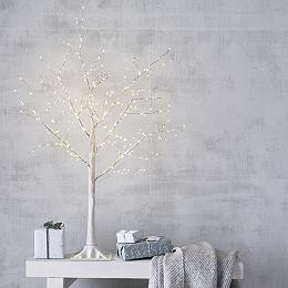 Sparkle Pre-Lit Tree – 3ft