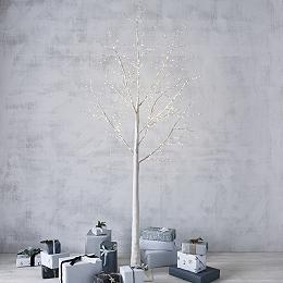 Sparkle Pre-Lit Tree – 6ft