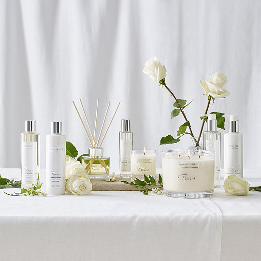 Flowers collection our fragrances the white company uk flowers collection mightylinksfo