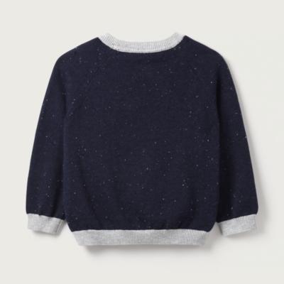 Flying Reindeer Sweater