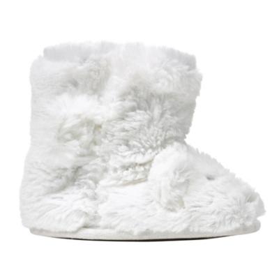 Fluffy Lumi Booties