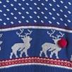 Reindeer Fairisle Sweater