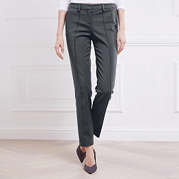 Front Seam Oxford Pants