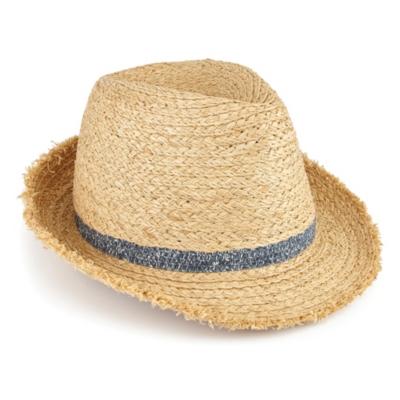 Fringe Trilby Hat