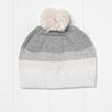 Fairlisle Pom Pom Hat