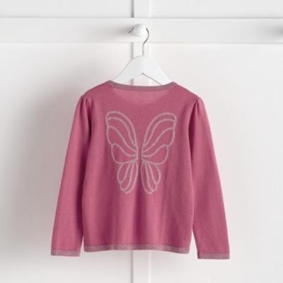 Fairy Wing Cardigan (1-5yrs)