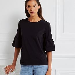 Flute Sleeve T-shirt