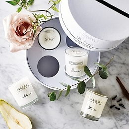 Four Seasons Candle Collection