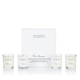 Four Seasons Votive Candle Collection Set