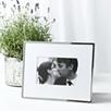 Fine Silver Frame 4x6