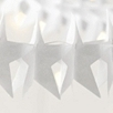 Folding Star Paper Garland