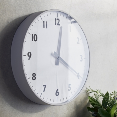 Large Wall Clock Home Accessories Offers The White