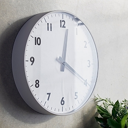Metal Large Wall Clock
