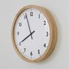 Oak Large Wall Clock