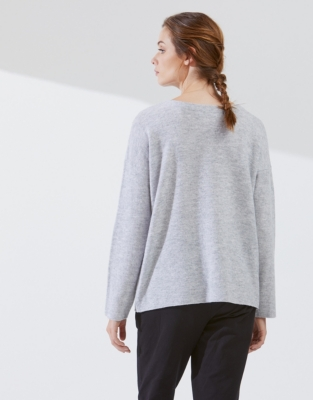 Wool Lounge Sweater