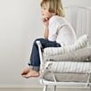 Linen Seat Pad